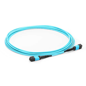 Multimode MPO/MTP Cables